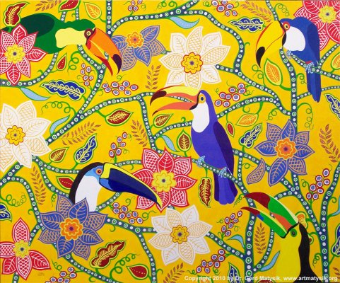artmatysik-org-dr-gerd-matysik-funny-birds-in-paradies-acrylic-canvas- 100_0726-small
